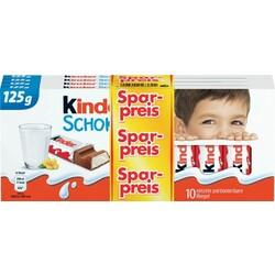 Kinderschokolade 4er Sparpack