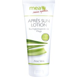 mea meine apotheke Après Sun Lotion mit Aloe Vera