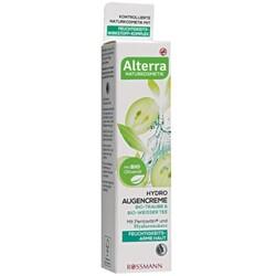 Alterra Hydro Augencreme Bio-Traube & Bio-Weisser Tee