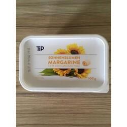 tip Sonnenblumen Margarine