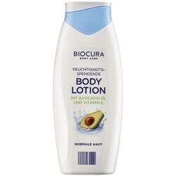 BIOCURA Body Care Feuchtigkeitsspendende Bodylotion