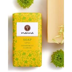 Manna Kamillen Seife, Soap Chamomile Flower