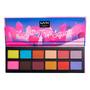 NYX Cosmetics Sugar Trip Squad Shadow Palette