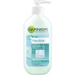Garnier Hautklar Reinigungsgel Hautklar Reinigungs- & Abschmink-Gel 2 in 1
