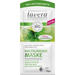 Hautklärende Maske Bio-Minze