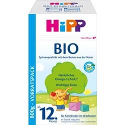 Hipp Kindermilch Bio ab 12. Monat