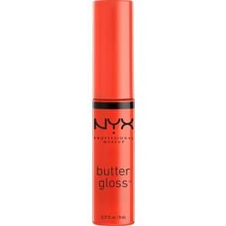 NYX PROFESSIONAL MAKEUP Lipgloss Butter Lip Gloss Peach Cobbler 06