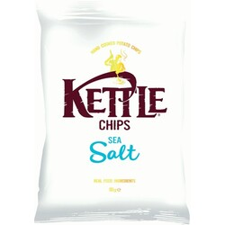 Kettle - Chips Sea Salt (150g Tüte)