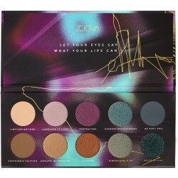 Zoeva - Electric Eyes - Eyeshadow Palette