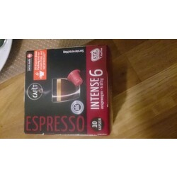 cafèt Espresso intense6 Kapsel für nespresso