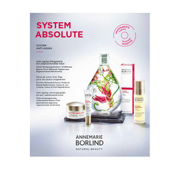 ANNEMARIE BÖRLIND Probe SYSTEM ABSOLUTE