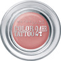 Maybelline New York Lidschatten Eyestudio Color Tattoo Eyeshadow pink gold 65