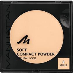 MANHATTAN Cosmetics Gesichtspuder Soft Compact Powder Vanilla 08