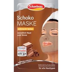 Schaebens Maske Schoko