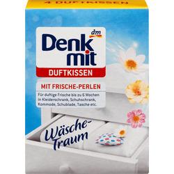 Denkmit Textilerfrischer Duftkissen Wäsche-Traum