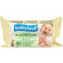 babylove Feuchttücher Öl-Pflegetücher