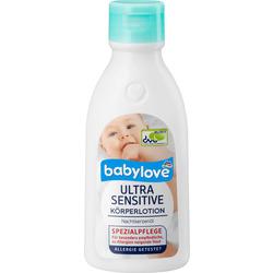 babylove Pflegelotion ultra sensitive Körperlotion
