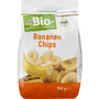 dmBio Trockenobst, Bananen-Chips