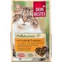 Dein Bestes Trockenfutter für Katzen, Naturverliebt mit Huhn & Truthahn