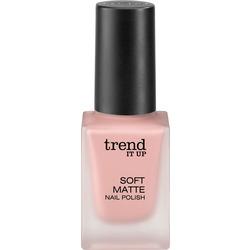 trend IT UP Nagellack Soft Matte Nail Polish 010