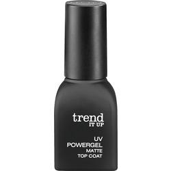 trend IT UP Nagelüberlack UV Powergel Matte Top Coat