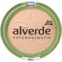 alverde NATURKOSMETIK Make-up Powder Foundation velvet sand 20