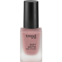 trend IT UP Nagellack Soft Matte Nail Polish 011