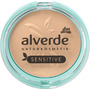 alverde NATURKOSMETIK Gesichtspuder Mattifying Powder Sensitive Light 01