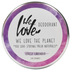 We Love The Planet DEOCREME - Lovely Lavender (Crème)