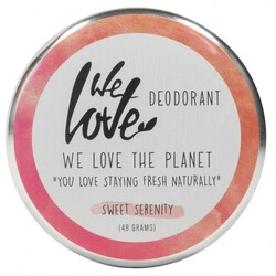We Love The Planet DEOCREME - Sweet Serenity (Crème)