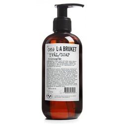 L:A BRUKET No.069 Liquid Soap Lemongrass - Flüssigseife Zitronengras