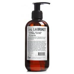 L:A BRUKET No.071 Liquid Soap Wild Rose - Flüssigseife Rose