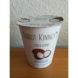 Abbot Kinney's Coco Start Natural Coconut Based Yoghurt Alternative