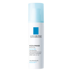 LA ROCHE-POSAY Hydraphase UV Intense Reichhaltige Intensive FeuchtigkeitsPflege für empfindliche Haut mit 24 h Langzeitwirkung. Täglicher UV-Schutz LSF 25 50 ml