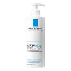 LA ROCHE-POSAY Lipikar Baume AP+ Körperbalsam Intensiv rückfettender und reizmildernder Körperbalsam als BasisPflege bei Neurodermitis und bei empfindlicher, extrem trockener Haut 400 ml