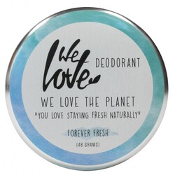 We Love The Planet DEOCREME - Forever Fresh (Crème)