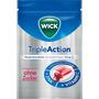 Wick Husten-Bonbon, triple action mit Sirup gefüllt, zuckerfrei