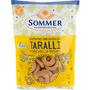 SOMMER Cracker, Taralli mit Fenchel & Sesam, glutenfrei