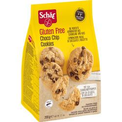 Schär Cookies, choco chip cookies, Schokoladenkekse, glutenfrei