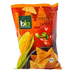 Tortilla Chips Paprika