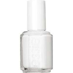 essie Nagellack blanc 01