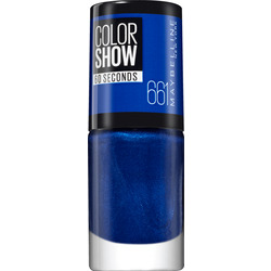 Maybelline New York Nagellack Colorshow 60 Seconds ocean blue 661