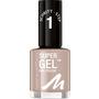 MANHATTAN Cosmetics Nagellack Super Gel Nail Polish Time For Taupe 175