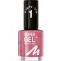 MANHATTAN Cosmetics Nagellack Super Gel Nail Polish Pretty Rose 285