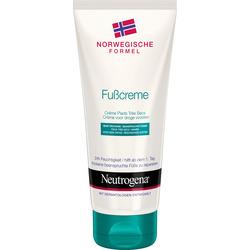 Neutrogena Foot Care Creme (Fusscrème & Fussgel  100ml)