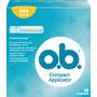 o.b. Tampons Compact Applicator Normal