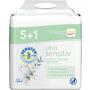 Penaten Feuchttücher ultra sensitiv parfümfrei, (5+1) x 56 Stück