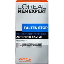 L'ORÉAL Men Expert Tagespflege Falten Stop Anti-Mimik-Falten