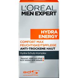 L'ORÉAL Men Expert Hydra Energy Comfort Max Feuchtigkeitspflege Anti-Trockene Haut