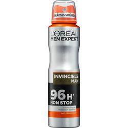 L'ORÉAL Men Expert Deo Spray Antitranspirant Invincible Man